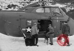Image of United States H-19 helicopter Bludenz Austria, 1954, second 30 stock footage video 65675042929