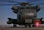 Image of United States HH-53C helicopter Thailand, 1972, second 11 stock footage video 65675042949