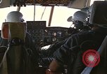 Image of Interior of Air Rescue HC-130H aircraft in flight Southeast Asia, 1966, second 13 stock footage video 65675042962