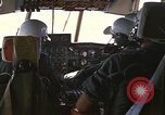 Image of Interior of Air Rescue HC-130H aircraft in flight Southeast Asia, 1966, second 14 stock footage video 65675042962