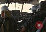 Image of Interior of Air Rescue HC-130H aircraft in flight Southeast Asia, 1966, second 16 stock footage video 65675042962