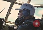 Image of Interior of Air Rescue HC-130H aircraft in flight Southeast Asia, 1966, second 21 stock footage video 65675042962
