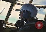 Image of Interior of Air Rescue HC-130H aircraft in flight Southeast Asia, 1966, second 22 stock footage video 65675042962