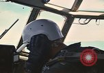 Image of Interior of Air Rescue HC-130H aircraft in flight Southeast Asia, 1966, second 23 stock footage video 65675042962