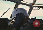 Image of Interior of Air Rescue HC-130H aircraft in flight Southeast Asia, 1966, second 25 stock footage video 65675042962