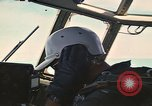 Image of Interior of Air Rescue HC-130H aircraft in flight Southeast Asia, 1966, second 26 stock footage video 65675042962