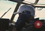 Image of Interior of Air Rescue HC-130H aircraft in flight Southeast Asia, 1966, second 27 stock footage video 65675042962