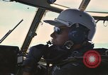 Image of Interior of Air Rescue HC-130H aircraft in flight Southeast Asia, 1966, second 28 stock footage video 65675042962