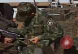 Image of Security police Quick Reaction Team Vietnam, 1970, second 26 stock footage video 65675042974