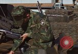 Image of Security police Quick Reaction Team Vietnam, 1970, second 29 stock footage video 65675042974