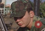 Image of Security police Quick Reaction Team Vietnam, 1970, second 38 stock footage video 65675042974