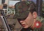 Image of Security police Quick Reaction Team Vietnam, 1970, second 39 stock footage video 65675042974