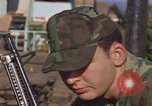 Image of Security police Quick Reaction Team Vietnam, 1970, second 41 stock footage video 65675042974