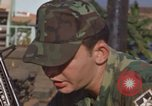 Image of Security police Quick Reaction Team Vietnam, 1970, second 44 stock footage video 65675042974