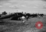 Image of Japanese warplanes fly from Philippines to attack U.S. Task Force Philippines, 1944, second 10 stock footage video 65675043002