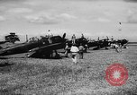 Image of Japanese warplanes fly from Philippines to attack U.S. Task Force Philippines, 1944, second 13 stock footage video 65675043002