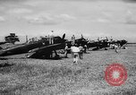 Image of Japanese warplanes fly from Philippines to attack U.S. Task Force Philippines, 1944, second 14 stock footage video 65675043002