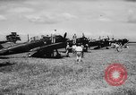 Image of Japanese warplanes fly from Philippines to attack U.S. Task Force Philippines, 1944, second 15 stock footage video 65675043002