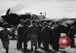 Image of Japanese warplanes fly from Philippines to attack U.S. Task Force Philippines, 1944, second 27 stock footage video 65675043002