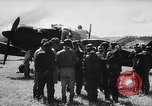 Image of Japanese warplanes fly from Philippines to attack U.S. Task Force Philippines, 1944, second 28 stock footage video 65675043002