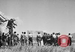 Image of Japanese warplanes fly from Philippines to attack U.S. Task Force Philippines, 1944, second 31 stock footage video 65675043002