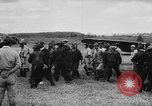 Image of Japanese warplanes fly from Philippines to attack U.S. Task Force Philippines, 1944, second 41 stock footage video 65675043002