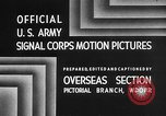 Image of United States soldiers Philippines, 1944, second 2 stock footage video 65675043003