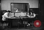 Image of Japanese Station announcer Tokyo Japan, 1945, second 7 stock footage video 65675043006