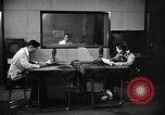 Image of Japanese Station announcer Tokyo Japan, 1945, second 11 stock footage video 65675043006