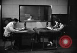 Image of Japanese Station announcer Tokyo Japan, 1945, second 12 stock footage video 65675043006