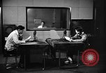 Image of Japanese Station announcer Tokyo Japan, 1945, second 15 stock footage video 65675043006
