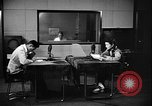 Image of Japanese Station announcer Tokyo Japan, 1945, second 29 stock footage video 65675043006
