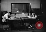 Image of Japanese Station announcer Tokyo Japan, 1945, second 33 stock footage video 65675043006