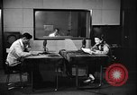 Image of Japanese Station announcer Tokyo Japan, 1945, second 35 stock footage video 65675043006