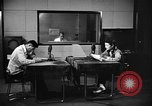 Image of Japanese Station announcer Tokyo Japan, 1945, second 48 stock footage video 65675043006