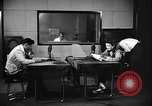Image of Japanese Station announcer Tokyo Japan, 1945, second 58 stock footage video 65675043006