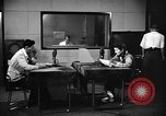 Image of Japanese Station announcer Tokyo Japan, 1945, second 60 stock footage video 65675043006