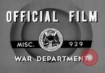 Image of Private Snafu United States USA, 1944, second 5 stock footage video 65675043012