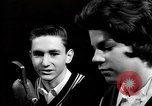 Image of Armed Forces Network teen program Berlin Germany, 1962, second 57 stock footage video 65675043019