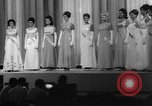 Image of Beauty pageant Atlantic City New Jersey USA, 1967, second 5 stock footage video 65675043037