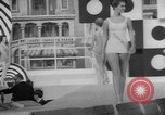 Image of Beauty pageant Atlantic City New Jersey USA, 1967, second 15 stock footage video 65675043037