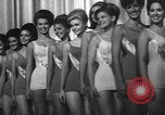 Image of Beauty pageant Atlantic City New Jersey USA, 1967, second 17 stock footage video 65675043037