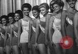 Image of Beauty pageant Atlantic City New Jersey USA, 1967, second 19 stock footage video 65675043037
