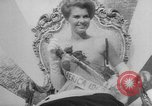 Image of Beauty pageant Atlantic City New Jersey USA, 1967, second 20 stock footage video 65675043037