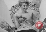 Image of Beauty pageant Atlantic City New Jersey USA, 1967, second 22 stock footage video 65675043037