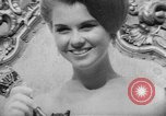 Image of Beauty pageant Atlantic City New Jersey USA, 1967, second 23 stock footage video 65675043037