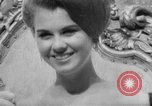Image of Beauty pageant Atlantic City New Jersey USA, 1967, second 24 stock footage video 65675043037