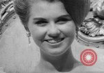 Image of Beauty pageant Atlantic City New Jersey USA, 1967, second 25 stock footage video 65675043037