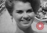 Image of Beauty pageant Atlantic City New Jersey USA, 1967, second 26 stock footage video 65675043037