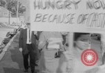 Image of Anti Castro Cuban refugees Florida United States USA, 1967, second 21 stock footage video 65675043040